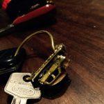 ローバーミニ:miniのキーリングを買ってみた。
