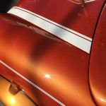 ローバーミニ:最後の最後に硬化型ガラスコーティングのやり方 ~後編~