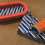ローバーミニ:バックヤードマーケットの戦利品。いつもと違うオイルフィルターなど。