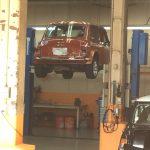 ローバーミニ:ショップでオイル漏れ排ガス漏れを修理してもらう。~後編~