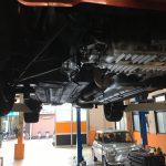 ローバーミニ:ショップでオイル漏れ排ガス漏れを修理してもらう。~中編~