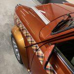 ローバーミニ:大晦日は洗車。そして明けましておめでとう御座います。