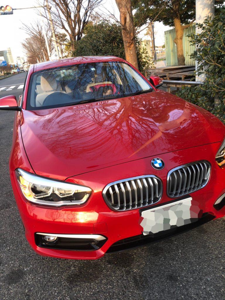 BMW:我が家に1シリーズ118dがやってきた。