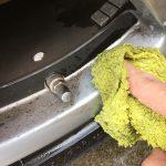 パナメーラ:これが洗車で一番大変。ブレーキダストの洗い方。~前編~