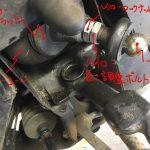 ローバーミニ:フロントサスペンションをスプリングに交換する。~リバウンドバッファを外してハイロー分解編~