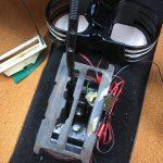 ローバーミニ:シフトゲートの電球を交換してみる。