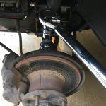 ローバーミニ:フロントサスペンションをスプリングに交換する。~いよいよ完成!各締めつけトルク一覧編~