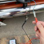 ローバーミニ:車検に向けてライト類の修理。
