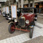 シトロエン:おめでとうシトロエン!100周年イベントに出会う。クラシックカー編