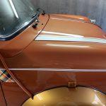 ローバーミニ:ガラスコーティングが効いてる!洗車でめちゃめちゃ水を弾く件。