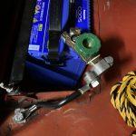 ローバーミニ:あんまり頻繁に乗らない人はバッテリーキルスイッチをつけてみたらバッテリー上がりを防げるぞ。