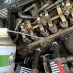 ローバーミニ:ロッカーカバーガスケット交換とタペット調整をやってみる。~ロッカーカバー取り付けと試走編~